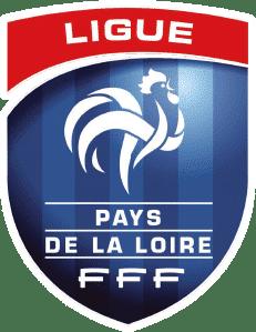 Le logo de la ligue de football des Pays de La Loire